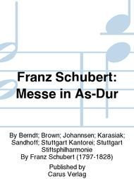Franz Schubert: Messe in As-Dur