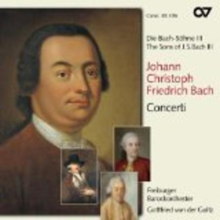 Volume 3: Sons of J.S Bach