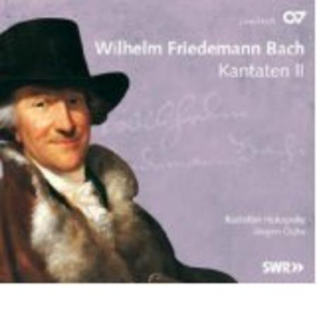 Volume 3: W.F. Bach Series