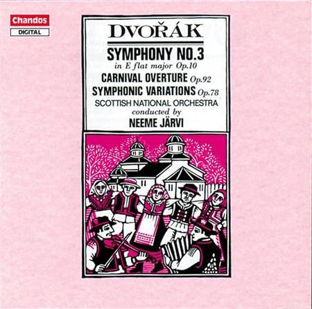 Symphony No. 3 / Carnival Overt