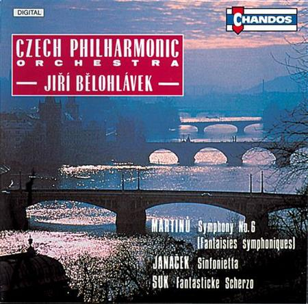 Sinfonietta / Martinu: Symphony