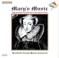 Mary's Music: Songs and Dances
