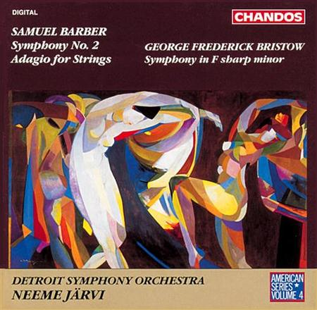 Volume 4: American Series - Symphony
