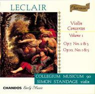 Volume 1: Violin Concertos