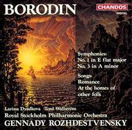 Symphonies Nos. 1 and 3 / Roman