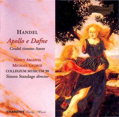 Apollo E Dafne/ Crudel Tiranno