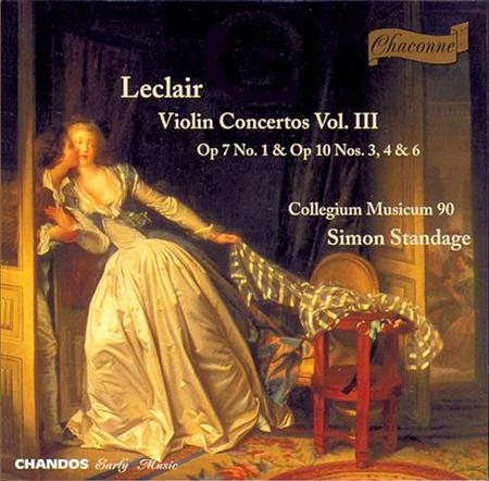 Volume 3: Violin Concertos