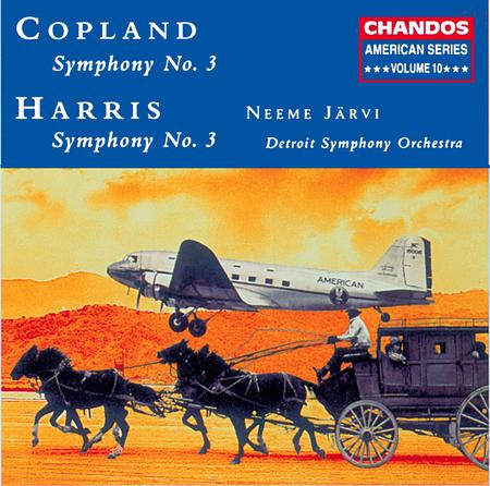 Volume 10: American Series; Symphony