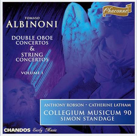 Double Oboe Concertos and Conc