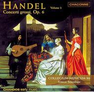 Volume 2: Concerto Grossos Op. 6