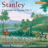 Concertos for Strings Op. 2