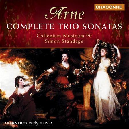 Trio Sonatas (Complete)