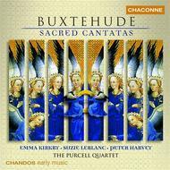 Volume 1: Sacred Cantatas