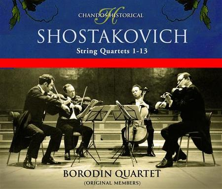 String Quartets 1 - 13
