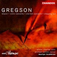 Blazon / Clarinet Concerto / Steppin