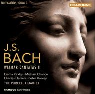 Vol. 3: Early Cantatas - Wei
