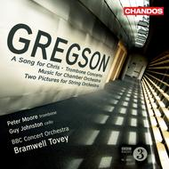 Gregson: a Song for Chris