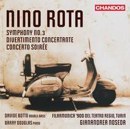 Symphony No. 3; Divertimento C
