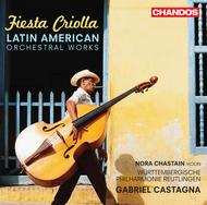 Latin American Orchestral Work