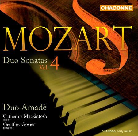 Volume 4: Duo Sonatas