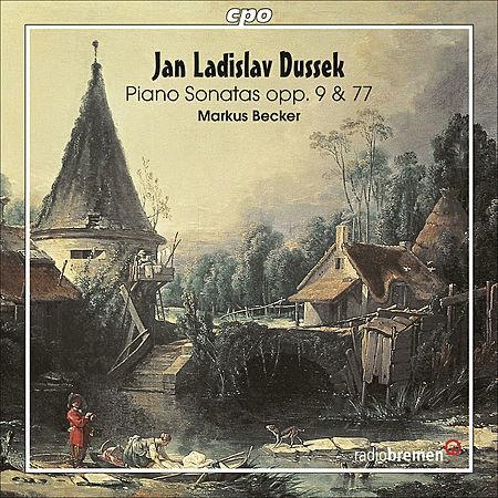Piano Sonatas Opp. 77 & 91-3