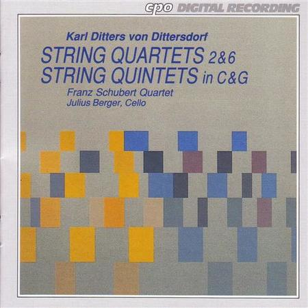 String Quartets Nos. 2 & 6