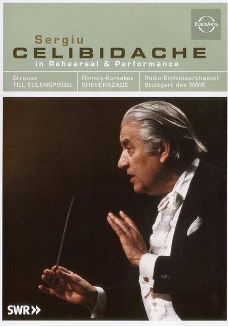 Celibidache in Rehearsal & Per