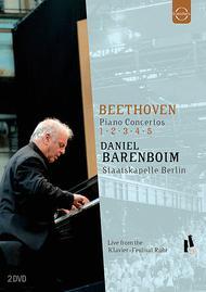 Barenboim Plays Beethoven Pian