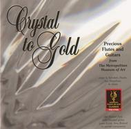 Crystal To Gold Precious Flut