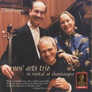 New Arts Trio in Recital At Ch