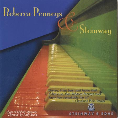 Rebecca Penneys and Steinway