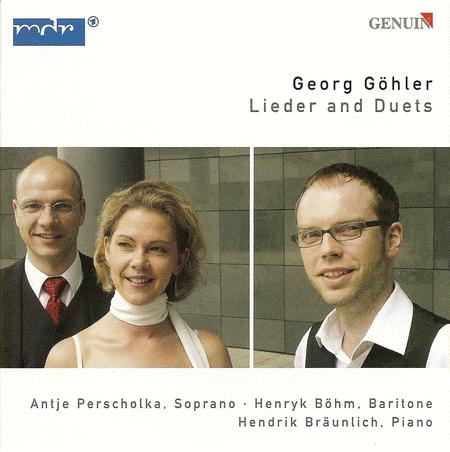 Lieder and Duets
