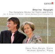Volume 3: Complete Works for Violin