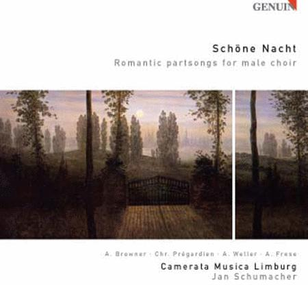 Romantic Partsongs for Male Ch