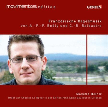 Franzosische Organ Music