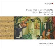 String Quartets No. 1 & 2 Str