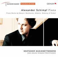 Alexander Schimpf: Piano Works