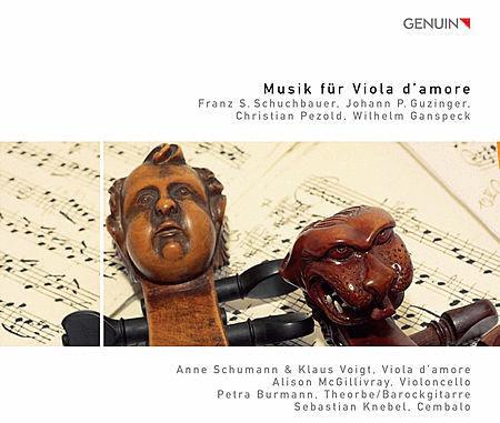 Musik Fur Viola D'Amore