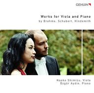 Works for Viola & Piano