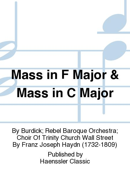 Mass in F Major & Mass in C Major
