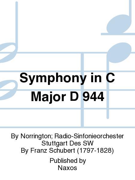 Symphony in C Major D 944