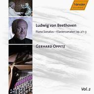 Piano Sonatas No. 1 2 3
