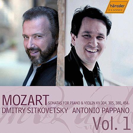 Sonatas for Piano & Violin Kv
