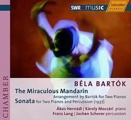 Miraculous Mandarin for 2 Pianos