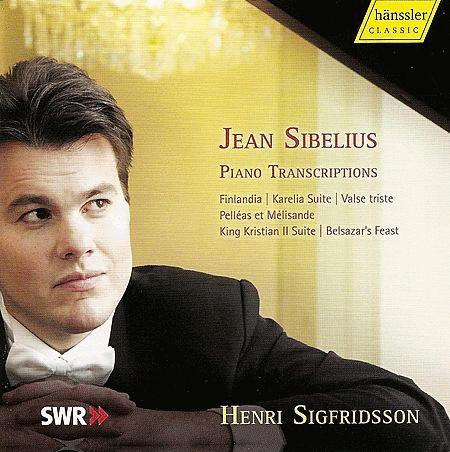 Jean Sibelius - Piano Transcri