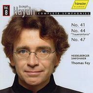 Sinfonien Nr. 41 44 47