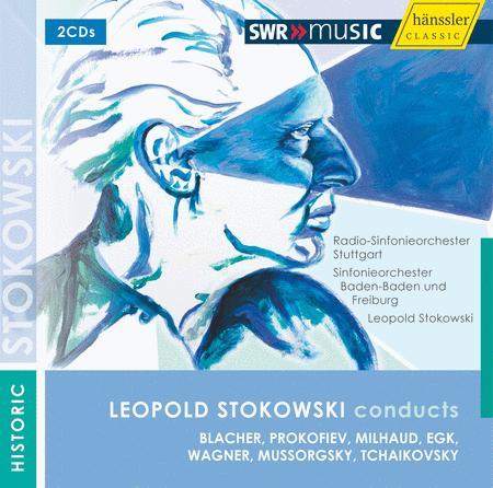 Leopold Stokowski Conducts Bla