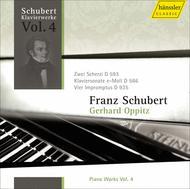 Volume 4: Piano Works