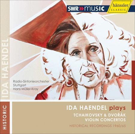 Volume 2: Ida Haendel Plays: Dvorak