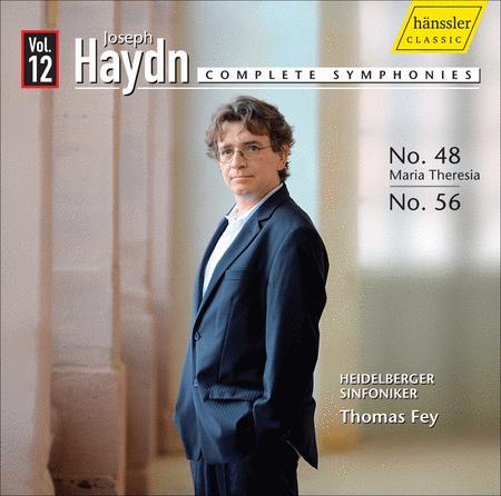 Volume 12: Symphonies Nos. 48 56
